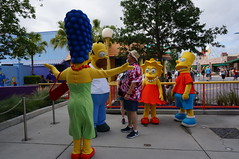 """Universal Studios, Florida: Marge compares Scott and Homer • <a style=""""font-size:0.8em;"""" href=""""http://www.flickr.com/photos/28558260@N04/34741485415/"""" target=""""_blank"""">View on Flickr</a>"""
