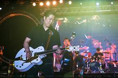 STREETGUNS Live@Hush (Tony.L Photography) Tags: sony ilce a7markii a7m2 a7ii sonya7m2 sonyimages sonyblackmagic blackmagic fe70200 f4 g oss 35mm fullframe macau coloane hacsa beach summer concert hush macauhush rockfestival rock festival hushfestival music musicfestival streetguns korea band koreaband