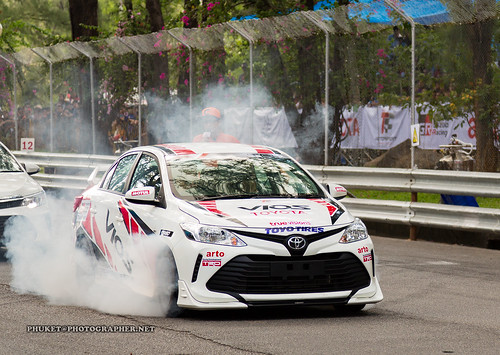 Toyota Fast Fun Fest at Phuket. 10-11 June, 2017
