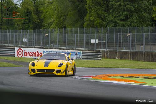 "Ferrari 599XX n°512 • <a style=""font-size:0.8em;"" href=""http://www.flickr.com/photos/144994865@N06/35607593275/"" target=""_blank"">View on Flickr</a>"