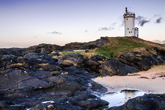 Guidance (Jamie_Brannan) Tags: coast coastal lighthouse sea seascape rocks sunrise dawn light colours colors sky skyporn reflection landscape fife scotland canon canonphotography canonuk