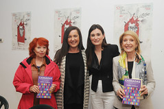'Les dones lligen i escriuen' 27/04/17