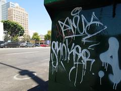 (gordon gekkoh) Tags: mza smoke smoker pcf oakland graffiti