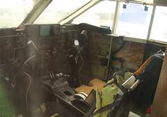 Sherpa cocpit (kitmasterbloke) Tags: kmiv millville nj usa newjersey aircraft outdoor aviation