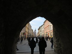 Kraków, Polska (basilelcrx) Tags: pologne cracovie krakow pl polska old town salt mines street