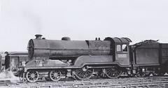 2661 (62661) Gerard Powys Dewhurst Neasden 10 April 1947 (davids pix) Tags: d11 director 505 5507 2661 62661 gerard powys dewhurst gcr passenger steam locomotive great central neasden 1947 10041947