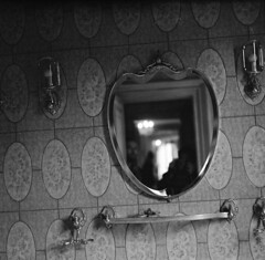 Villa Widmann Foscari (franz_brocchi) Tags: kmz moscow5 moskwa russianlens sovietcam industar kodaktrix adonal homedevelopment folding rangefinder vintageanalog film square 1x1