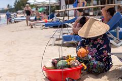 Vietnam 2017-13 (Perzec) Tags: vietnam phuquoc freshfruit littleoldlady