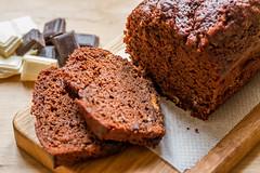 Cake aux trois chocolats (Aosagi.cooking) Tags: recette food recipes cooking homemade faitmaison chocolat cake dessert