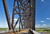 Big Four Bridge, Jeffersonville, Indiana (Troy Strane) Tags: bridge railroadbridge bigfour jeffersonville louisville indiana kentucky ohioriver abandoned walkway trail pedestrian nikon d810