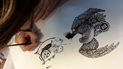 "Academia Taure 2017 (Academia Taure) Tags: art arte ""art work"" school"" drawing painting inspiration dibujo pintura digital ""digital art"" ""academia taure"" creative dessin peinture barcelona academiataurecom acrilique acrylic acrilico paint pinture collage lhuile oil loleo tecnica mixta technique mixte ""mixed media"" lapiz pencil ink tinta lavado acuarela watercolor pastel crayon encre carboncillo charcoal fusain sketch comic manga ilustracion ilustración ""comic illustration ""arte digital"" photoshop ilustrator vector ""pintura painting"" concept figure creature"
