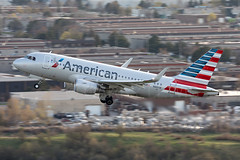 American Airlines Airbus A319 N9010R (atcogl - ATC @ YYZ) Tags: flugzeug yyz cyyz toronto ontario canada pearson lbpia aircraft airliner airplane plane aeroplane aviation avion canon eos 5dmarkiv 100400f4556lismarkii takeoff aa aal american americanairlines oneworld airbus a319 n9010r sharklets