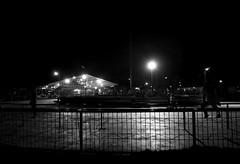 At the park (nelson_edralin) Tags: night dark blackandwhite negativespace