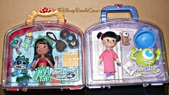 New Disney Store Mini Haul (DisneyBarbieCollector) Tags: disney animator collection lilo boo monsters inc stitch dolls toys collectibles