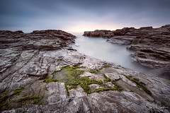 Godrevy High Tide (~g@ry~ (clevedon-clarks)) Tags: godrevy cornwall seaweed rocks longexposure 10stopnd 10stop uk coast coastal wideangle fuji fujinon 1024mm f4 xt2