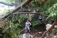 Wherever I hang my hat... (jonathan charles photo) Tags: explorer jungle southlands bermuda portrait boy art photo jonathan charles