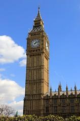Big Ben - London - 2017-04-23 (BillyGoat75) Tags: bigben housesofparliament westminster london uk building architecture gothic clocktower timepiece