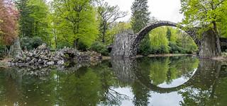 Rakotzbrücke Kromlau