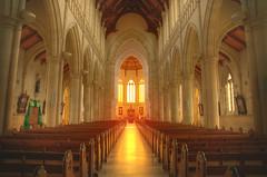 Sacred Heart (Anuja Manchanayake) Tags: anuja manchanayake curch roman catholicism bendigo catholic architcture church nikon