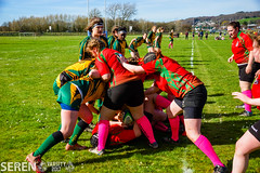 2017:03:25 14:30:11 (serenbangor) Tags: 2017 aberystwyth aberystwythuniversity bangoruniversity seren studentsunion undebbangor varsity rugby rugbyunion sport womens