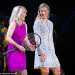 Angelique Kerber, Tracy Austin