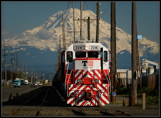 Port of Tacoma Railway Action