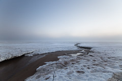 Spring on the shore (alexander.alechits) Tags: ©alexanderalechits sakhalin nature sea seaside shore ice spring canonef1635mmf4lisusm canoneos5dmarkiii сахалин весна побережье лед