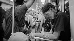 Paro Nacional PR 01-01-1703 (sam_ortiz) Tags: streetphotography canon5dmarkii huelga paronacional strike canon5d canon blackwhite puertorico