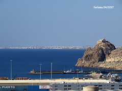 Almería 22 Bahía de Almería (ferlomu) Tags: almeria andalucia bahia ferlomu mar