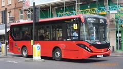 P1510348 1280 YX17 NWO at Kingsland Road Falkirk Street Hoxton London (LJ61 GXN (was LK60 HPJ)) Tags: enviro200 enviro200d enviro200mmc e200d enviro200dmmc mmc majormodelchange 90m 8995mm hackneycommunitytransportgroup ctplus 1280 yx17nwo g2862
