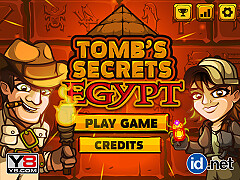 古墓秘寶:埃及(Tomb's Secrets: Egypt)