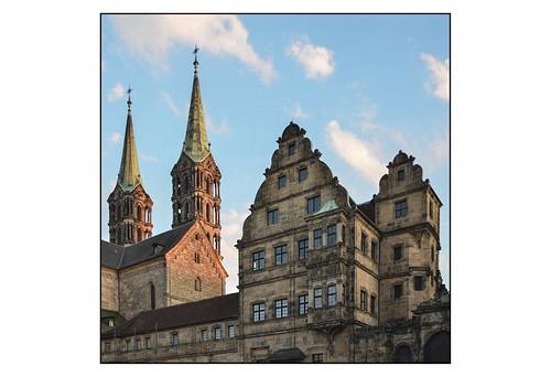 16.07.01.20.16.44 Bamberg, Dom + Alte Hofhaltung