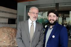 Esteban Morcillo i Nacho Larraz 26/04/2017
