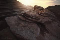 Valley of Fire (wesome) Tags: adamattoun valleyoffire firewave sunset