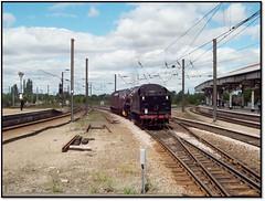 Steam in Preservation 3 (trafalgar45682) Tags: york station black five 44932 preserved steam scarborough spa express