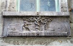 """Au Paradis terrestre"", rue Gérardrie, 25, Liège, Belgium (claude lina) Tags: claudelina belgium belgique provincedeliège liège canon"