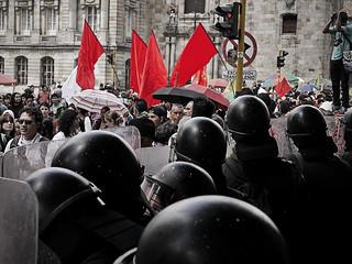Opresión / revolución