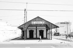 antigua central de tren en Cd Guzmán, Jalisco (rosatifamadelrio) Tags: fave30