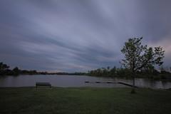 Jacobson Blues..... HBM (MarcusDC) Tags: jacobsonpark lexingtonky clouds longexposure