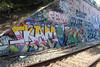 Skam, Fevoe, Fre, Zohot, Count, Oc (NJphotograffer) Tags: graffiti graff new jersey nj bridge trackside rail railroad free4 free 4 fre ayn void ldz crew skam feb fevoe clout zohot zoe hsc count oc mhs