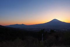 P4190061-2 (vincentvds2) Tags: fuji fujisan mountfuji mtfuji ashigara sunset