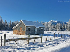 Minus Degrees Memories - Wallowa County - Oregon (Electric Crayon) Tags: winter snow abandoned home pacificnorthwest oregon easternoregon wallowacounty usa unitedstates america rural mountains electriccrayon patrickmcmanus