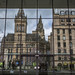 Time to reflect... and a new beginning! (Explore 27/04/17 #36) (andyrousephotography) Tags: manchester stpeterssquare buildings modern glass reflections tram lines format borderless new beginning andyrouse canon eos 5dmkiii