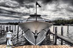 Saugatuck (DJ Wolfman) Tags: boat water saugatuck michigan mi micro43 olympus olympusomd em1markii 12100mmf4zuiko zuiko zd dock
