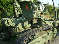 "203 mm Howitzer M1931 3 • <a style=""font-size:0.8em;"" href=""http://www.flickr.com/photos/81723459@N04/34261470170/"" target=""_blank"">View on Flickr</a>"