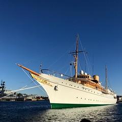 Dutch royal ship. #Copenhagen #denmark #europe