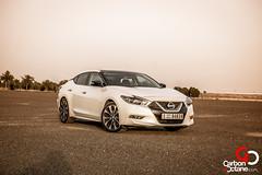 2017_Nissan_Maxima_Review_Dubai_Carbonoctane_2 (CarbonOctane) Tags: 2017 nissan maxima mid size sedan fwd review carbonoctane dubai uae 17maximacarbonoctane v6 naturally aspirated cvt