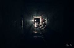 Silent Hill (jbmino) Tags: decay urban light horror tunnel