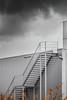 stairway to stormy weather (Isabelle Bommes) Tags: bonjourtristesse willich nordrheinwestfalen deutschland
