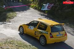 29°Rally del Tartufo 22-23/04/17 (ghigu 74) Tags: 29° rally tartufo race full throttle asti piemonte nikon d700 italy renault clio s1600 provincia granda rc dondarini defilippi
